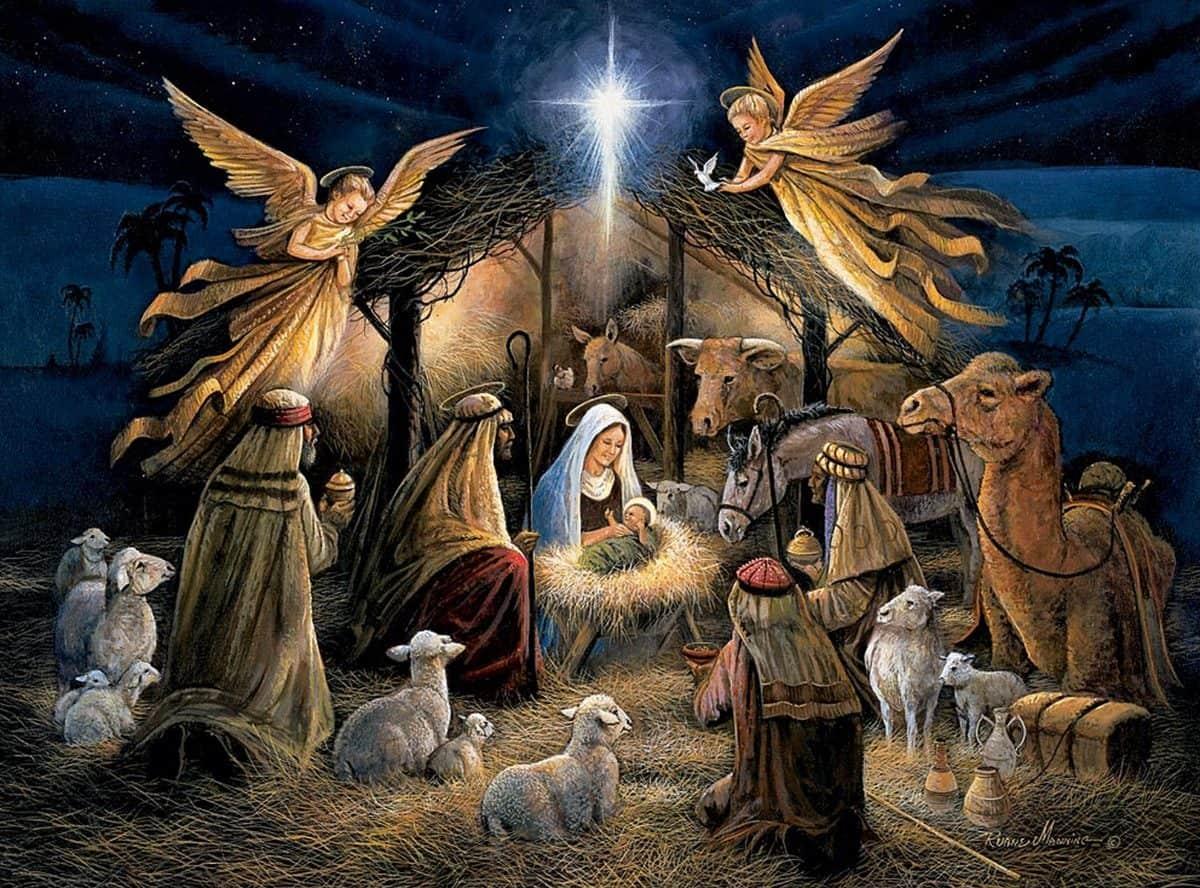was wünscht sich jesus von uns zu weihnachten
